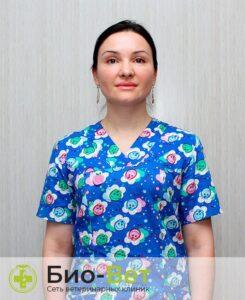 Костенюк Ольга Николаевна