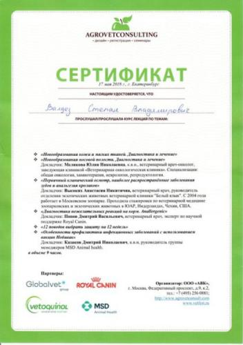 Валдез-сертификат-3
